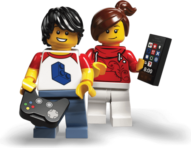 lego company digital strategy